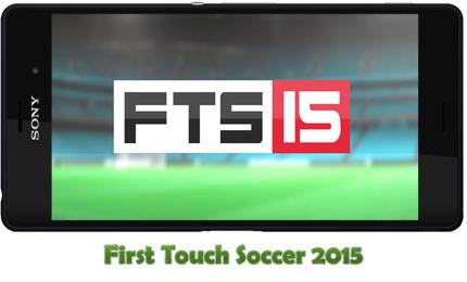 دانلود بازی First Touch Soccer 2015 برای اندروید – فوتبال 2015