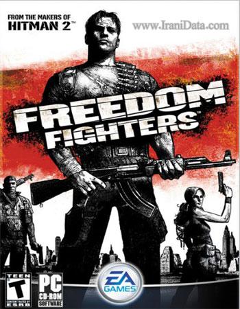 دانلود بازی Freedom Fighters - فریدم فایترز برای کامپیوتر