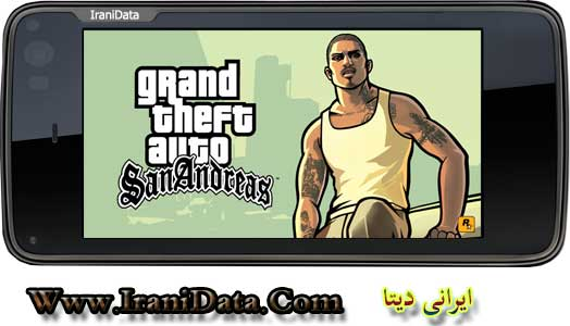 دانلود بازی GTA 5 برای Grand Theft Auto: San Andreas – ios