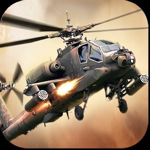 دانلود GUNSHIP BATTLE Helicopter v2.3.2.0 بازی هلکوپتر جنگی