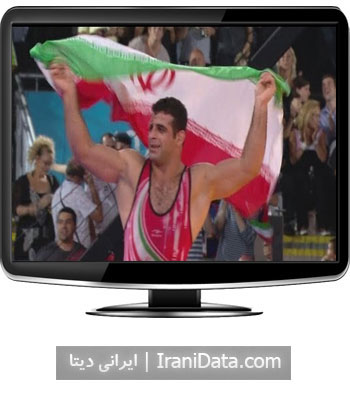 دانلود کشتی قاسم رضایی و رستم توتروف در فینال المپیک لندن