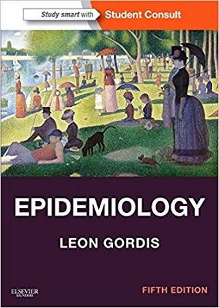 دانلود رایگان کتاب اپیدمیولوژی گوردیس (Gordis, Epidemiology) با لینک مستقیم