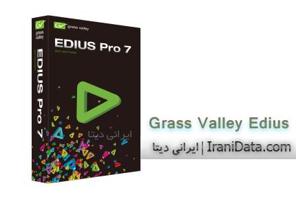 دانلود Grass Valley Edius Pro 7.50 Build 0236 – نرم افزار میکس حرفه ای فیلم