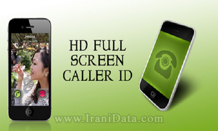 دانلود HD Full Screen Caller ID