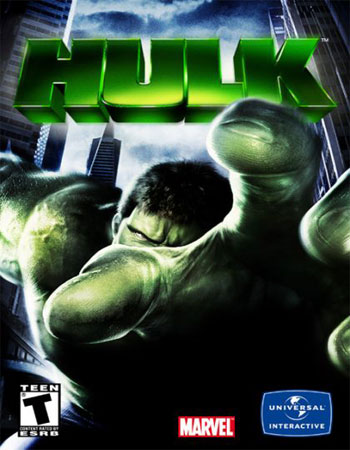 دانلود بازی Hulk 2003 – هالک (نسخه فارسی) برای کامپیوتر
