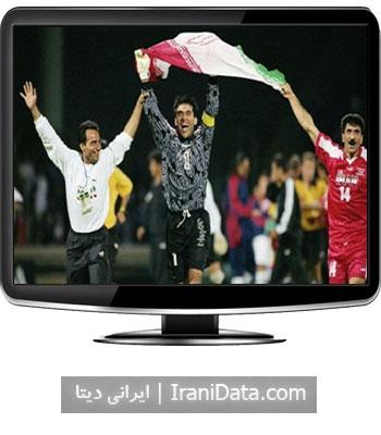 فوتبال ایران و امریکا