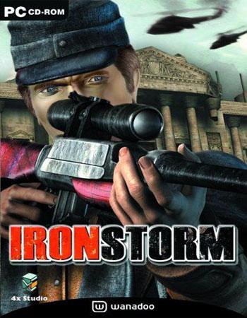 دانلود بازی Iron Storm – طوفان آهن برای کامپیوتر
