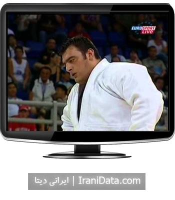 دانلود کلیپ جودوی سید محمود میران در رقابت های المپیک 2004 آتن