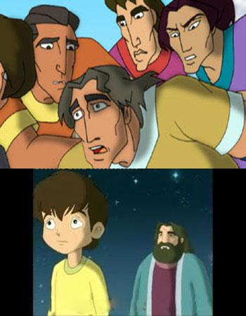 دانلود فیلم انیمیشن خورشید مصر (زندگانی حضرت یوسف)