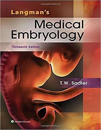 دانلود رایگان کتاب جنین شناسی پزشکی لانگمن با لینک مستقیم