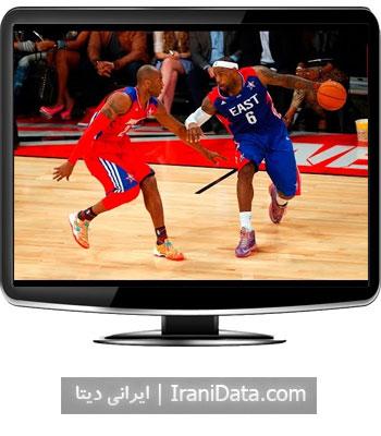 دانلود کلیپ بهترین حرکت های لبرون جیمز ستاره بزرگ دنیای بسکتبال