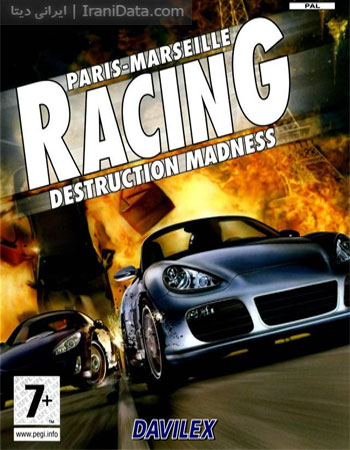 دانلود بازی London Racer Destruction Madness برای PC