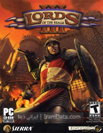 دانلود بازی Lords of the Realm III – قلمرو اربابان 3 برای PC