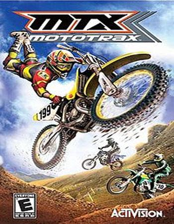 دانلود بازی MTX Mototrax برای کامپیوتر