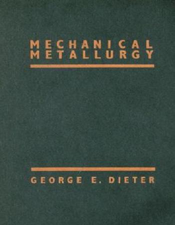 دانلود کتاب متالورژی مکانیکی دیتر با لینک مستقیم