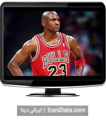 دانلود 10 دانک برتر مایکل جردن ستاره افسانه ای بسکتبال
