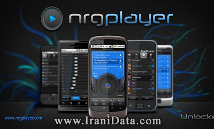 دانلود NRG Player music player