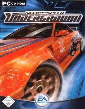 دانلود بازی Need for Speed Underground – جنون سرعت: مسابقات زیرزمینی