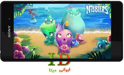 دانلود Nibblers v1.14.0 – بازی نیبلرز اندروید