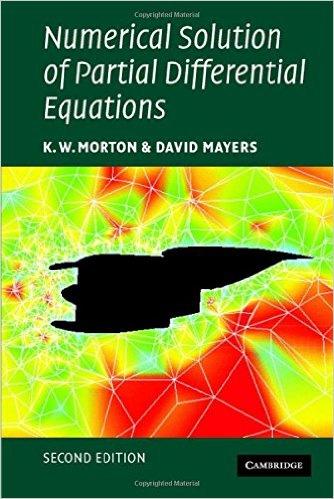 دانلود رایگان کتاب حل عددی معادلات دیفرانسیل جزئی