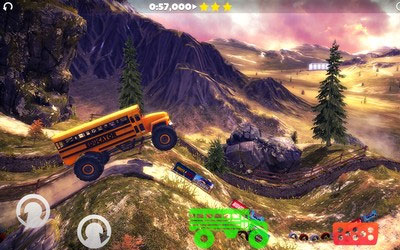دانلود بازی Offroad Legends 2 برای اندروید - افسانه آفرود 2