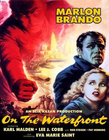 دانلود فیلم در بارانداز دوبله فارسی - On the Waterfront 1954