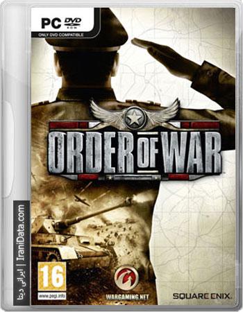 دانلود بازی Order of War – دستور جنگ برای کامپیوتر
