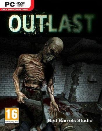 دانلود بازی Outlast – اوت لست برای کامپیوتر