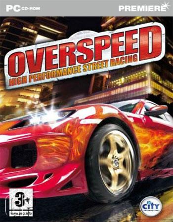 دانلود بازی Overspeed High Performance Street Racing برای کامپیوتر
