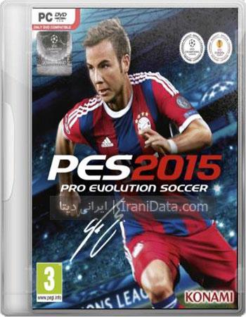 دانلود بازی Pro Evolution Soccer 2015 برای کامپیوتر