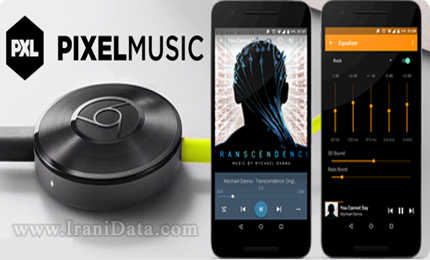 دانلود Pixel Music Player Plus