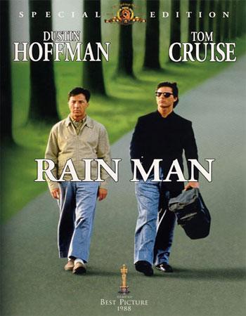 مرد بارانی - Rain Man 1988