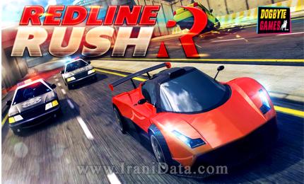 دانلود Redline Rush v1.3.3 بازی مسابقه در خیابان در اندروید
