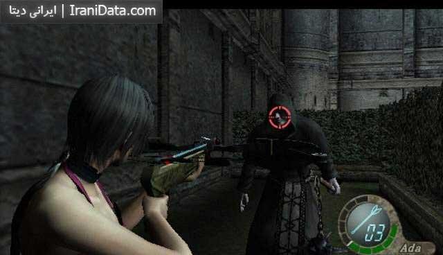 دانلود بازی Resident Evil 4 نسخه فارسی