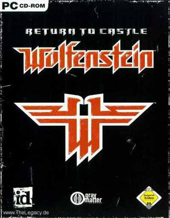 دانلود بازی Wolfenstein - بازگشت به قلعه گرگ ها (دوبله فارسی)