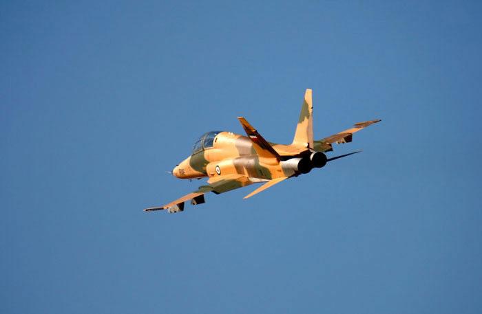 تصاویری از جنگنده ایرانی صاعقه 2 به همراه فیلم