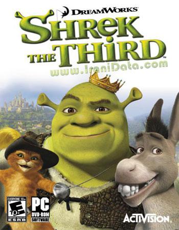دانلود بازی Shrek the Third - شرک 3 برای کامپیوتر