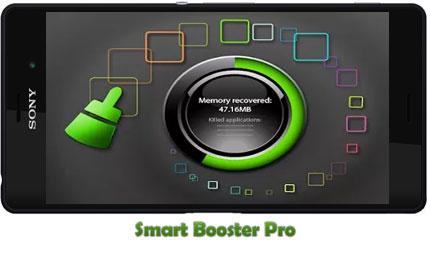دانلود برنامه Smart Booster Pro (بهینه سازی سرعت و حافظه) برای اندروید