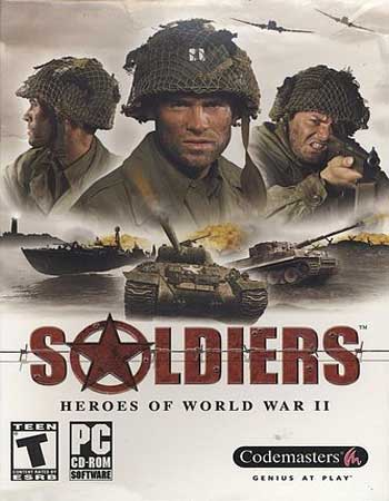 Soldiers Heroes of World War II