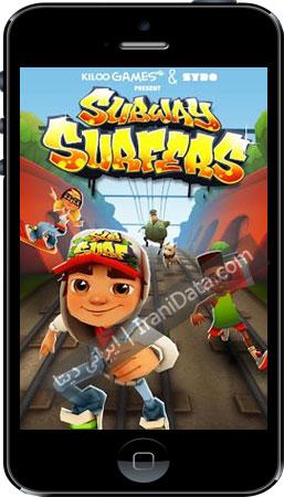 دانلود بازی Subway Surfers v1.56.0 برای اندروید – موج سواران مترو + پول بی نهایت