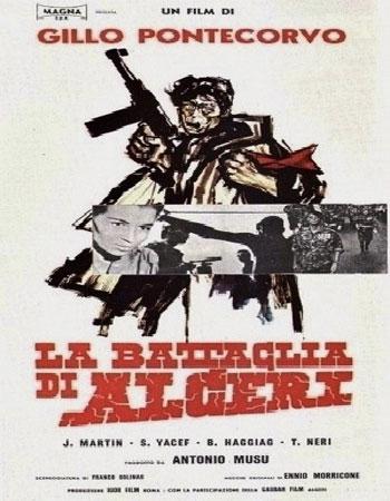 دانلود فیلم نبرد الجزیره دوبله فارسی - The Battle of Algiers 1966