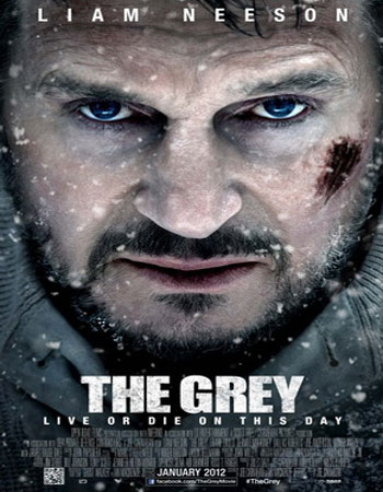 The Grey 2012 - خاکستری