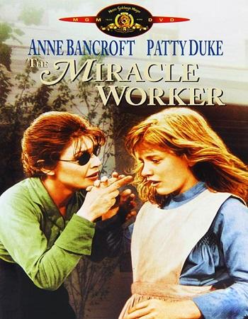 دانلود رایگان دوبله فارسی فیلم معجزه گر (The Miracle Worker 1962) با کیفیت بالا