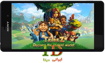 دانلود The Tribez v5.3.1 – بازی استراتژیک قبیله ای اندروید