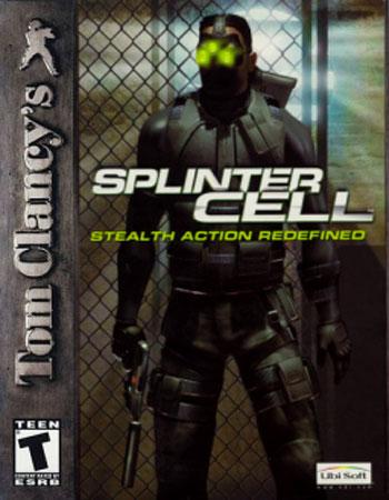 دانلود بازی Tom Clancy's Splinter Cell – اسپلینتر سل تام کلنسی