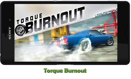 دانلود بازی Torque Burnout V1.6.4 (دستی کشیدن ماشین) برای اندروید