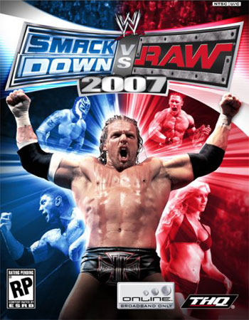 WWE SmackDown vs Raw 2007