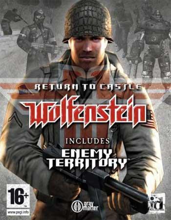 دانلود بازی Wolfenstein Enemy Territory برای کامپیوتر