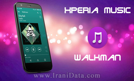 دانلود XPERIA Walkman