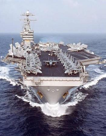 دانلود مستند ناو هواپیمابر ، کشتی جنگی امروزی